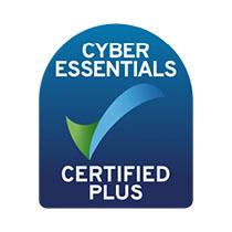 Cyber Essentials Plus Certification Logo - Link to Cyber Essentials Plus details