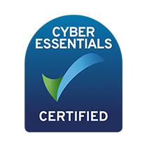 Cyber Essentials Certification Logo - Link to Cyber Essentials detailst