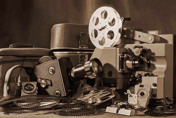 Cine Film Digitisation
