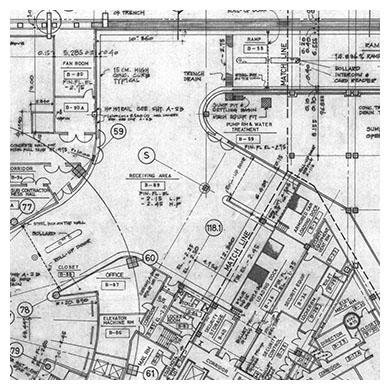Image depicting building information modelling